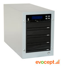 CopyBlast 3 Drive DVD and CD disc duplicator - Click Image to Close